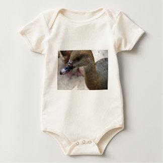 DUCK QUEENSLAND AUSTRALIA BABY BODYSUIT