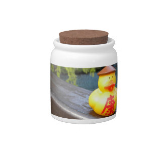 Duck Rail Candy Dish
