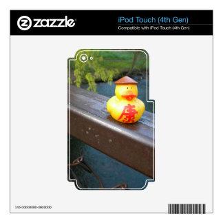 Duck Rail iPod Touch 4G Skin