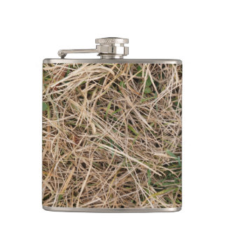 Duck Reeds Camo Flasks
