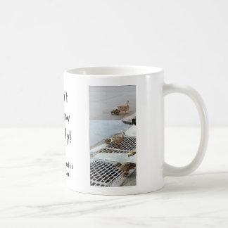 duck, riley_joe, Don'tFollowBlindly! Coffee Mugs