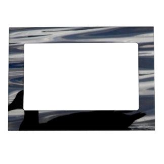Duck Silhouette Magnetic Frame