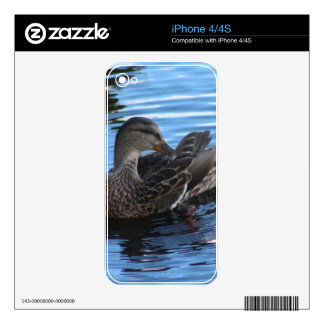Duck Skin For iPhone 4