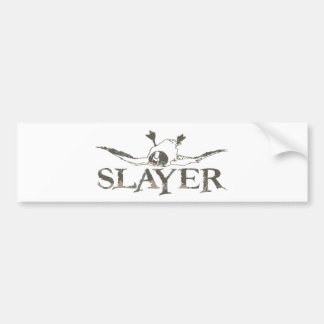 DUCK SLAYER BUMPER STICKER