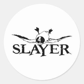 DUCK SLAYER STICKERS