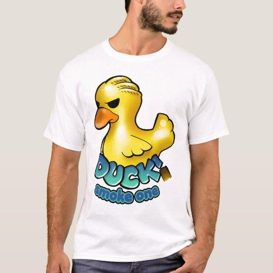 duck smoke one T-Shirt
