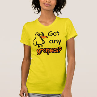 Duck Song - Got Any Grapes Tshirts