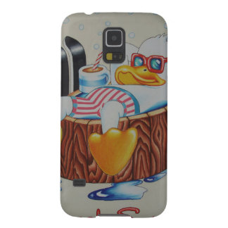"""""""Duck Soup"""" Galaxy S5 Cover"""