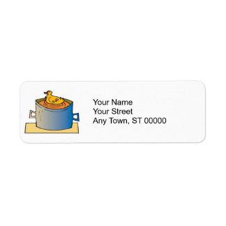 duck soup label