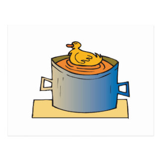 duck soup postcard