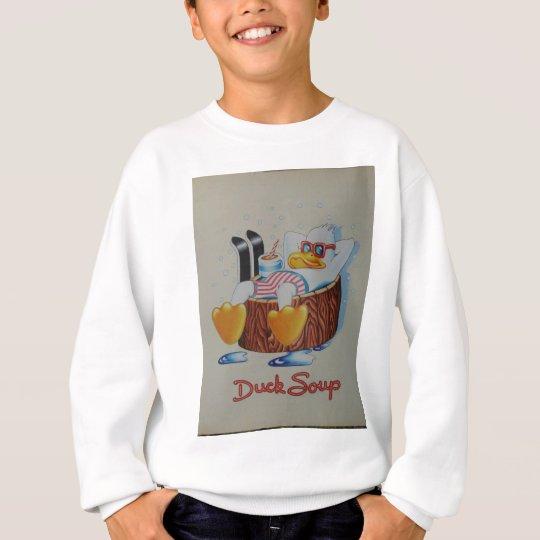 """""""Duck Soup"""" Sweatshirt"""