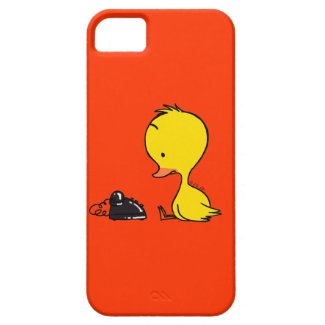 Duck & telephone iPhone 5 covers