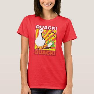Duck vs. Aliens 2 ( hot bright opt) T-Shirt