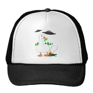 Duck vs. Aliens! Trucker Hat