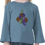 Duck w/ Tulips Tee Shirt