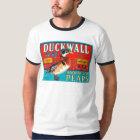 Duck Wall Hood River Pears Vintage Advertisement T-Shirt