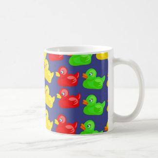 Duck Wallpaper Coffee Mug