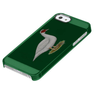 Duck White Muscovy Uncommon Clearly™ Deflector iPhone 5 Case