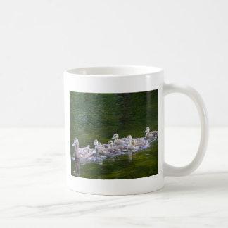 Duck with Ducklings Coffee Mug