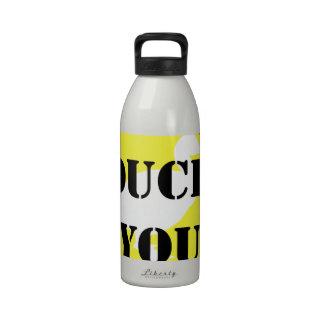 Duck You Drinking Bottle