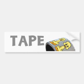 Duck'd Tape Bumper Sticker