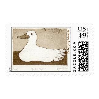 Duckfoot Stamps