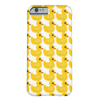 Duckie de goma funda barely there iPhone 6