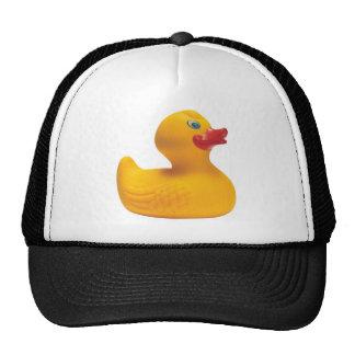 duckie de goma gorras