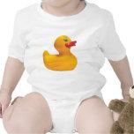 duckie de goma traje de bebé