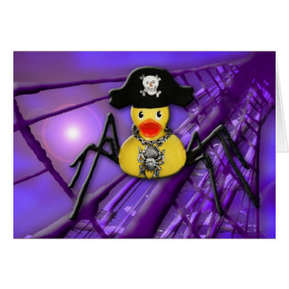 Duckies of the Caribbean! Cards