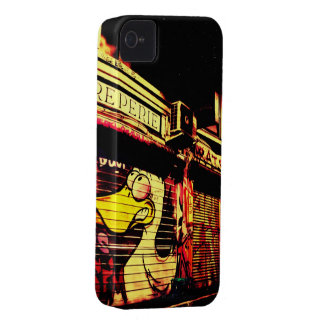 Ducking out for a crepe iPhone 4 Case-Mate cases