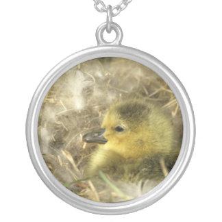 Duckling Baby Duck Necklace