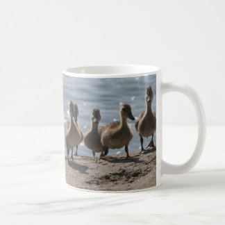 Duckling Bird Baby Duck Wildlife Animals Coffee Mug