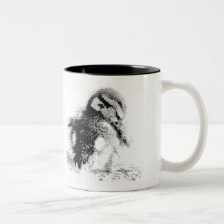 Duckling Drawing Mug