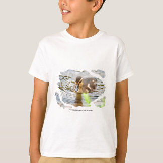DUCKLING DUCK CHICKEN photo Jean Louis Glineur T-Shirt