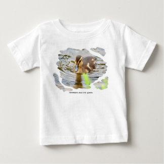 Duckling - duck - Photography Jean Louis Glineur Baby T-Shirt