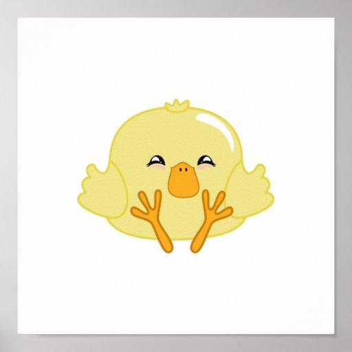 Duckling Dumpling Poster