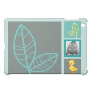 Duckling green  iPad mini case