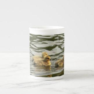 duckling line tea cup