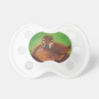 """Duckling"" Baby Pacifier"