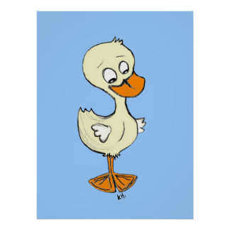 Duckling Posters