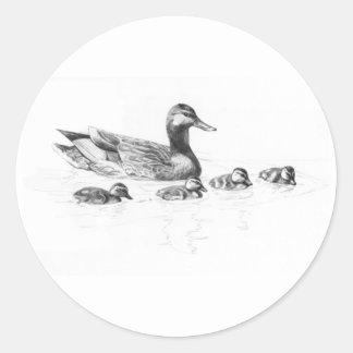 Duckling Sticker