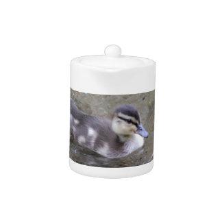 Duckling Teapot