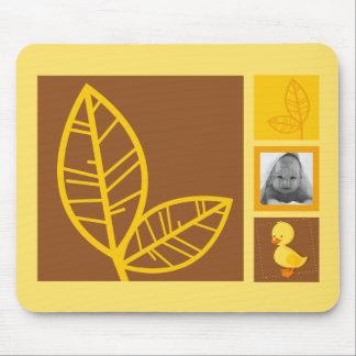 Duckling yellow mousepad