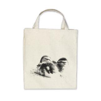 Ducklings Grocery Tote Tote Bags