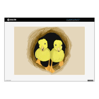 Ducklings in a Tree Skins (Various Sizes) Decal For Laptop