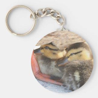 Ducklings Keychain