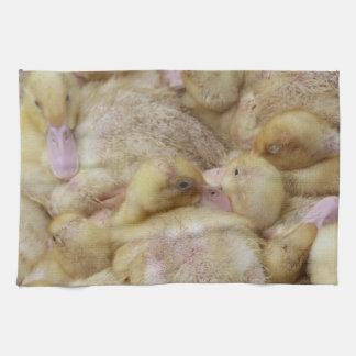 Ducklings Teatowel Towels