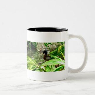 Ducks 11 oz Two-Tone Mug