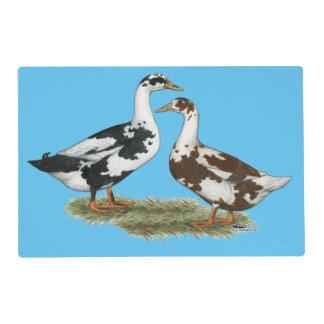 Ducks Ancona Pair Placemat